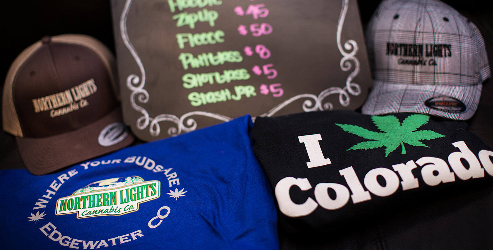 Northern Lights Cannabis - Swag